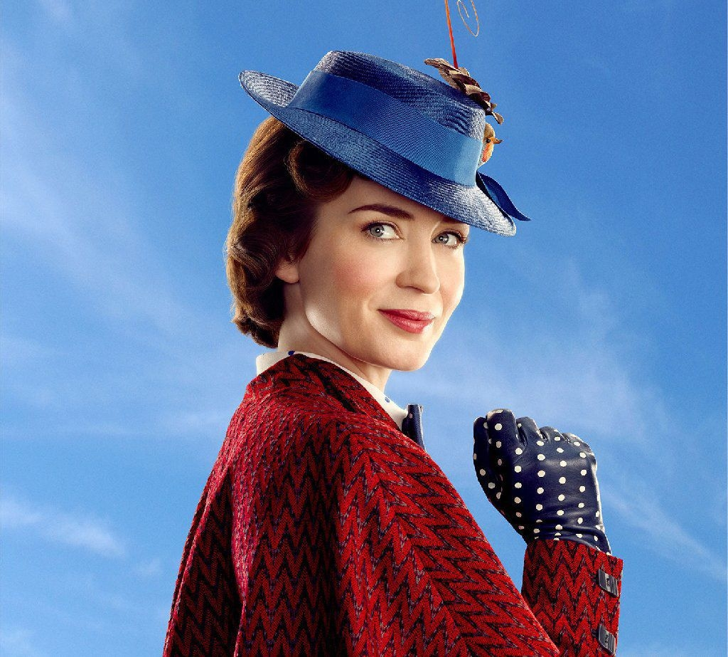 CINEMA | MARY POPPINS RETURNS | TUESDAY 16 APRIL