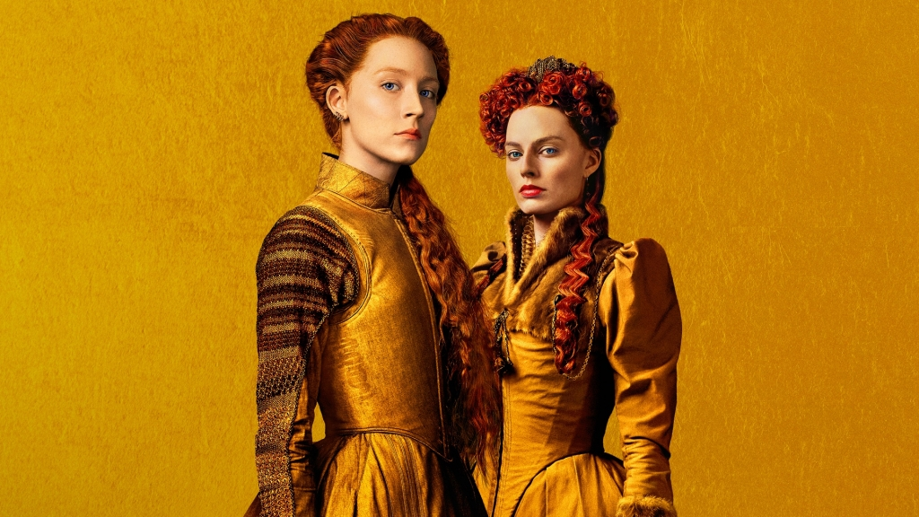 CINEMA | MARY QUEEN OF SCOTS | FRIDAY 17 MAY