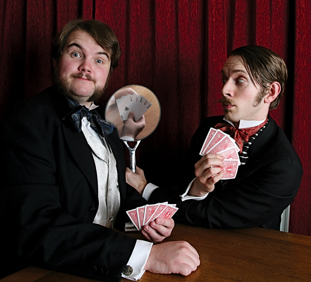 THEATRE | UTTERLY SPIFFING MAGIC SHOW | SUNDAY 23 JUNE