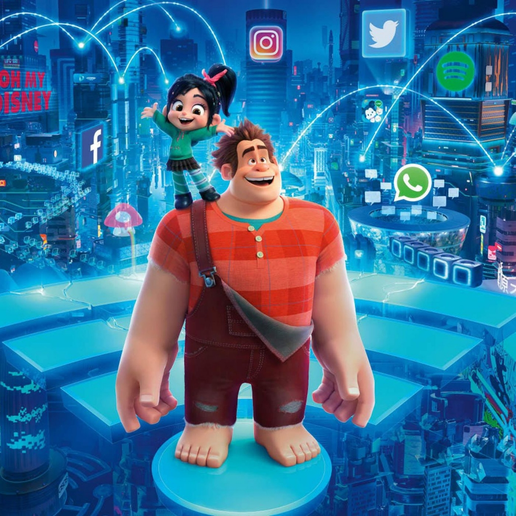 CINEMA | RALPH BREAKS THE INTERNET | THURSDAY 30 MAY