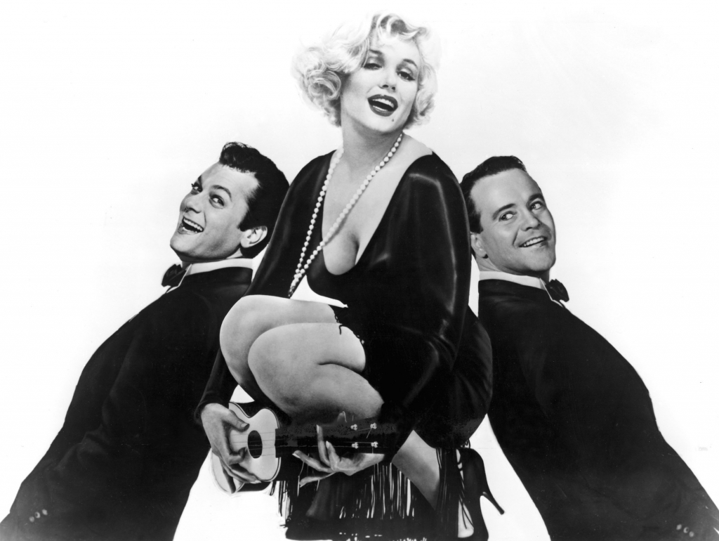 CINEMA | TUESDAY NIGHT AT THE MOVIES: SOME LIKE IT HOT | TUESDAY 9 APRIL