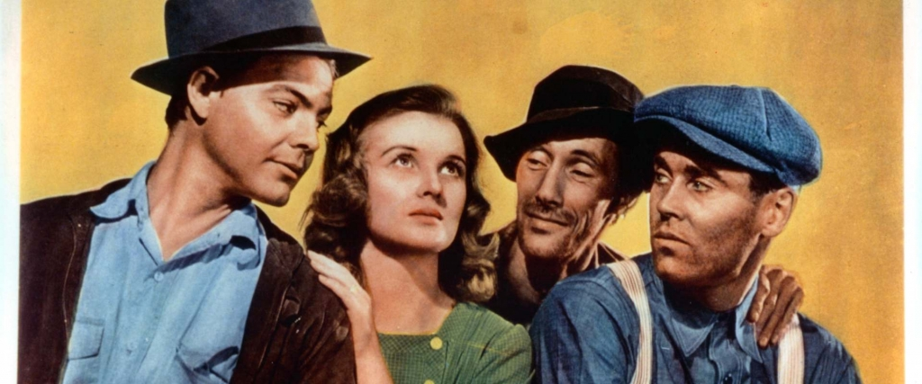 CINEMA | TUESDAY NIGHT AT THE MOVIES: THE GRAPES OF WRATH | TUESDAY 4 JUNE