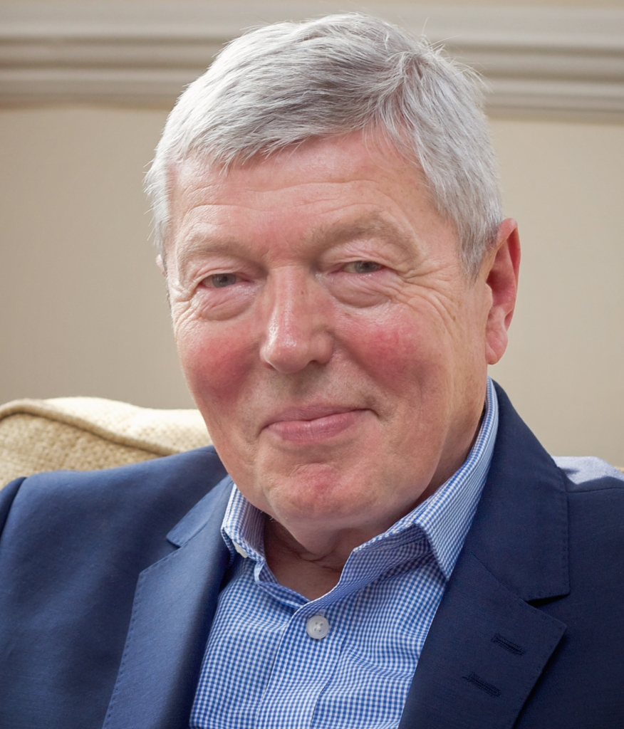 TALK | ALAN JOHNSON: IN MY LIFE | TUESDAY 1 OCTOBER